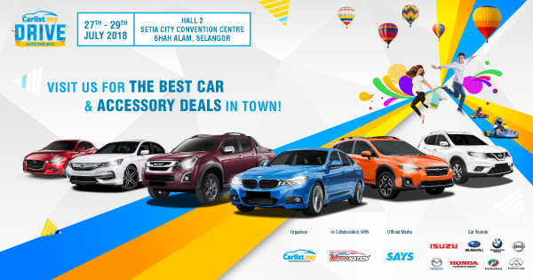 ICar Asia Indexphp Press Carlist My Gears Up To Hosts Three - Automotive convention